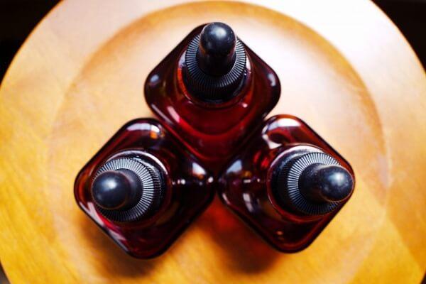 化粧品の瓶